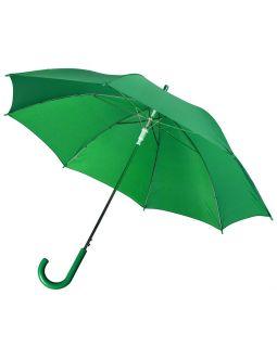 Зонт-трость Unit Promo, зеленый