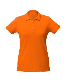 Рубашка поло женская Virma Lady, оранжевая