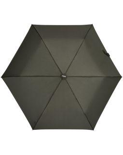 Зонт складной Rain Pro Flat, серый