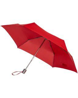 Зонт складной Karissa Slim, автомат, красный
