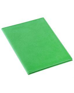 Обложка для паспорта Twill, зеленая