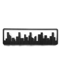 Вешалка настенная Skyline, черная