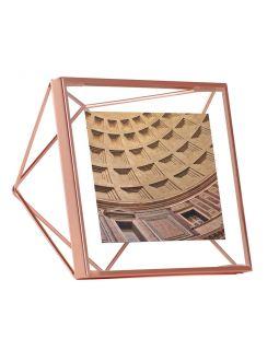 Фоторамка Prisma, квадратная, медь