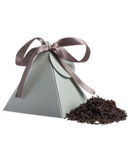 Чай Breakfast Tea в пирамидке, серебристый