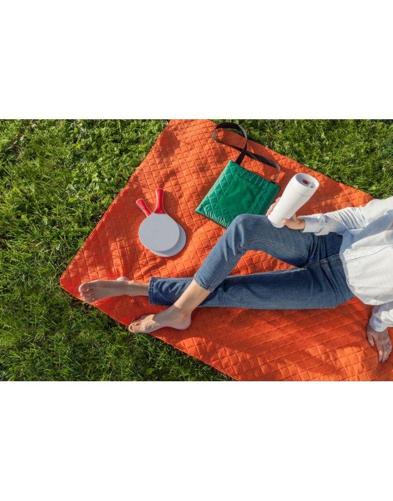 Плед для пикника Soft & Dry, серый