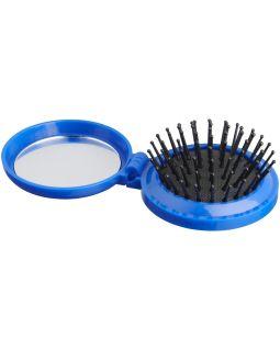 Складная щетка для волос, синий