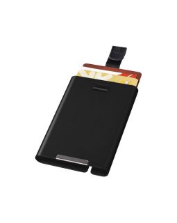 RFID слайдер для карт, черный