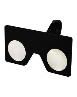 Мини виртуальные очки с клипом, черный