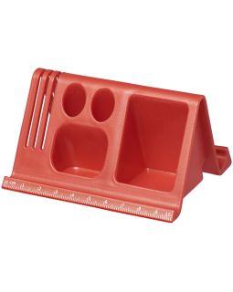 Многофункциональный настольный набор, красный