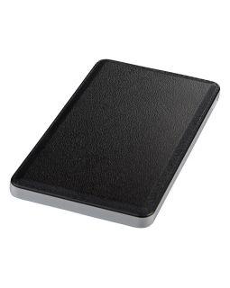 Phase Беспроводной внешний аккумулятор имеет емкость 3000 мА/ч, черный