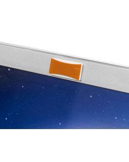 Блокиратор веб-камеры, оранжевый