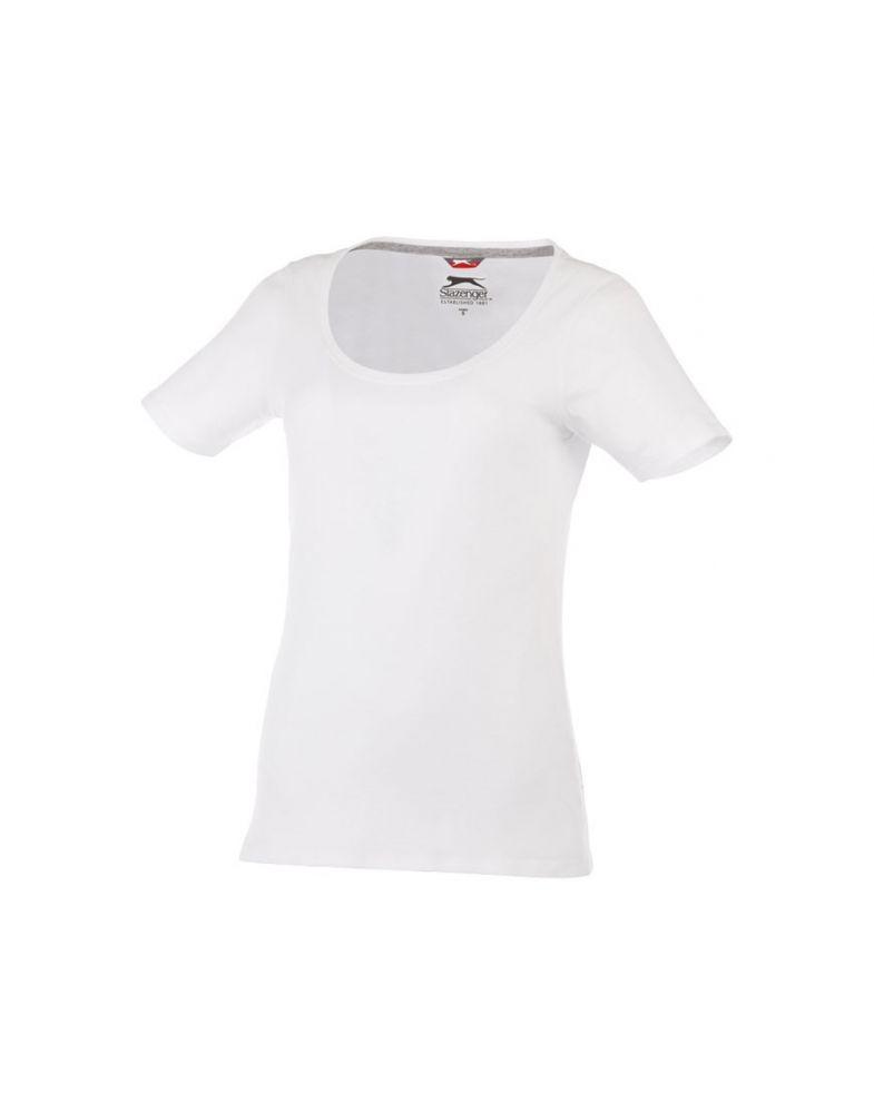 Женская футболка с короткими рукавами Bosey, белый