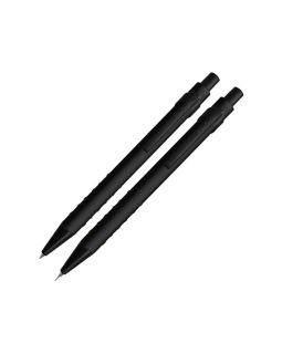 Набор: ручка шариковая и механический карандаш PEN & PEN. Pierre Cardin, черный