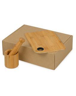 Подарочный набор Chef с кухонными аксессуарами из бамбука