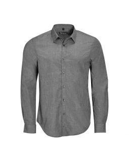 Рубашка Barnet Men серый меланж