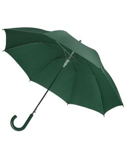 Зонт-трость Unit Promo, темно-зеленый