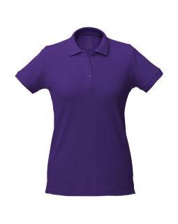 Рубашка поло женская Virma Lady, фиолетовая