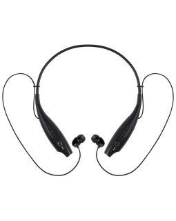 Bluetooth наушники stereoBand, черные
