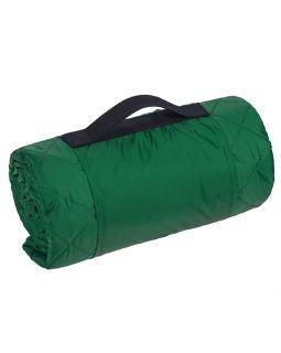 Плед для пикника Comfy, зеленый