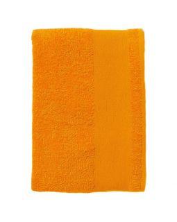 Полотенце махровое Island Small, оранжевое
