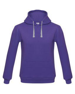 Толстовка с капюшоном Unit Kirenga, фиолетовая