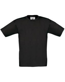 Футболка детская Exact 150 черная