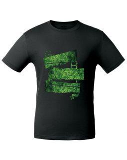 Футболка мужская Evergreen Letters