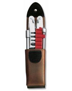 Мультитул SwissTool Spirit XC Plus Ratchet в кожаном чехле