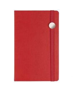 Ежедневник Coach, недатированный, красный
