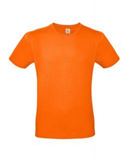 Футболка E150 оранжевая