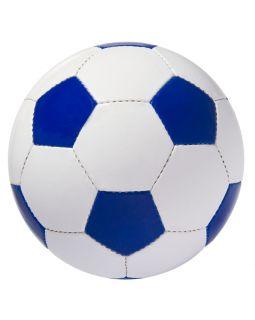 Мяч футбольный Street, бело-синий