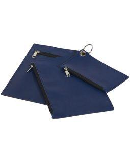 Сумка-клатч с брелоком Inca, синий