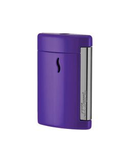 Зажигалка Minijet New. S.T.Dupont, фиолетовый
