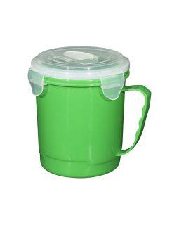 Большой контейнер для пищевых продуктов Billy, зеленый