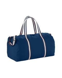 Хлопковая дорожная сумка Weekender, темно-синий