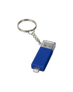 Slot Зарядный кабель 2-в-1, синий