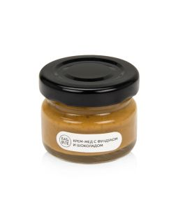 Крем-мёд с шоколадом и фундуком 35