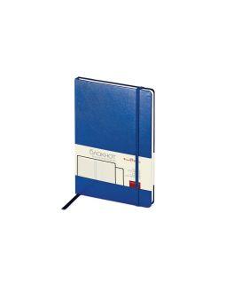 Блокнот А5 Megapolis Journal, синий