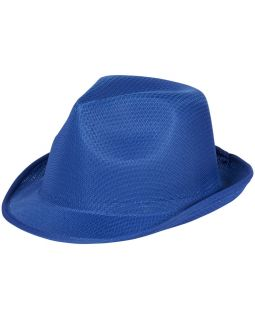 Шляпа Trilby, синий