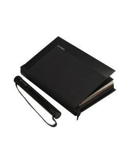 Набор Cerruti 1881: блокнот для записей, ручка шариковая, черный