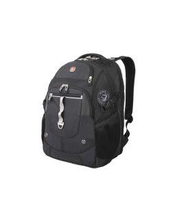 Рюкзак 34л с отделением для ноутбука 15''. Wenger, черный/серебристый