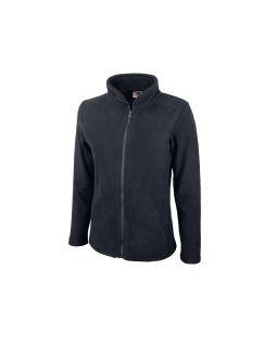 Куртка флисовая Seattle женская, темно-синий