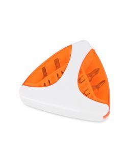 Набор отверток, оранжевый