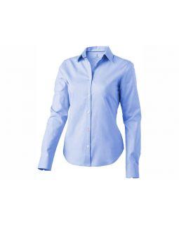 Рубашка Vaillant женская с длинным рукавом, голубой