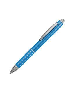 Ручка шариковая Bling, светло-синий, черные чернила