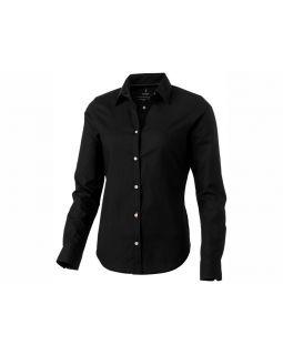 Рубашка Vaillant женская с длинным рукавом, черный