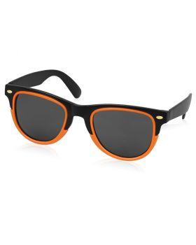 Очки солнцезащитные Rockport, черный/оранжевый
