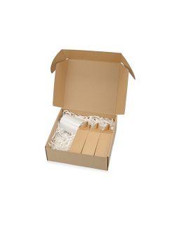 Подарочный набор Tea Trio Superior с тремя видами чая, белый