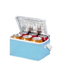 Сумка-холодильник Spectrum, светло-синий/белый