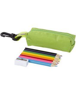 Набор карандашей 8 единиц, зеленый